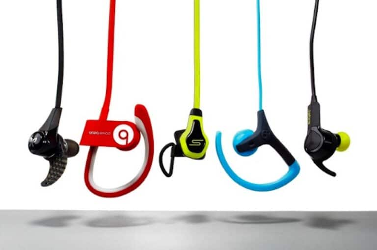 best wireless water resistant headphones for running