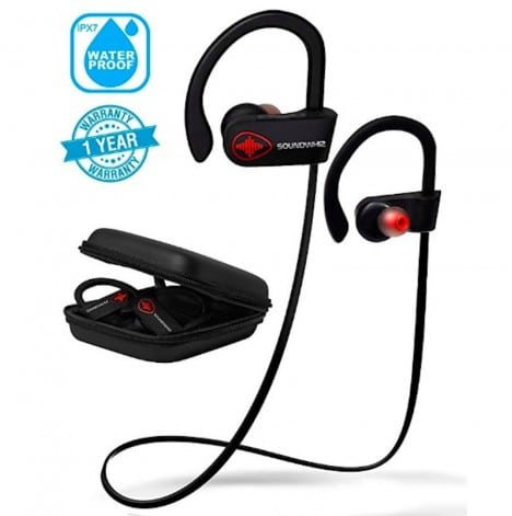 Soundwhiz Waterproof Headphones
