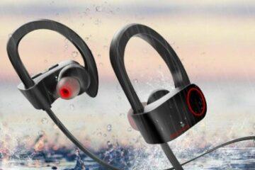 shuhua waterproof earbuds