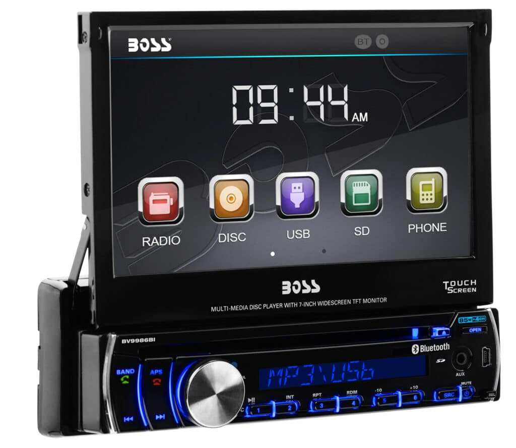 BOSS Audio BV9986BI Head Unit