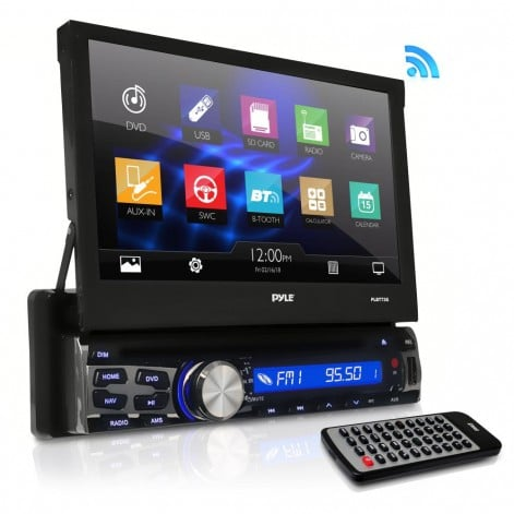 Pyle PLBT73 Head Unit