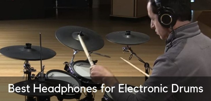 Electronic Drum Kit Headphones Buyers Guide